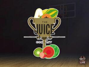 The Juice CHamps Sponsor Badge